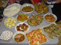 バングラデシュの昼ごはん